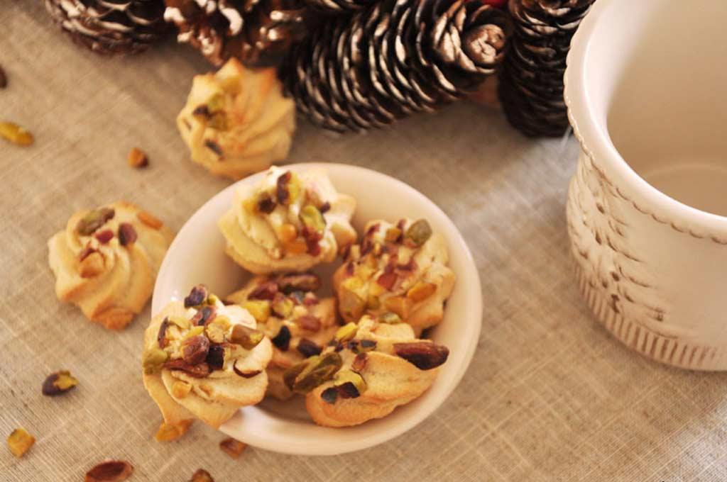 immagine della pasta di mandorle