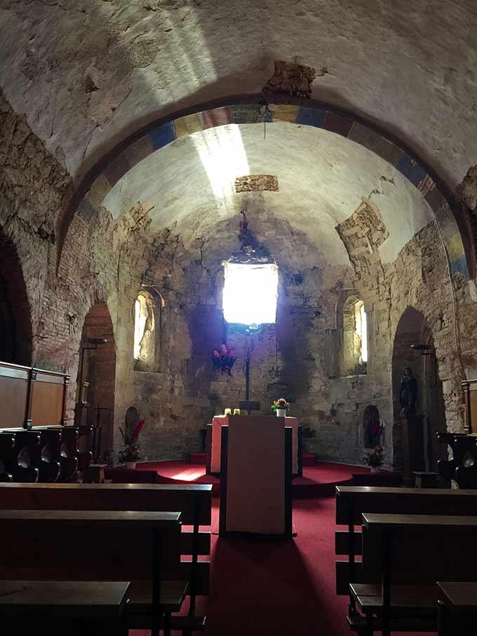 foto Iglesia de Santa Maria de la Asuncion de Rabanal