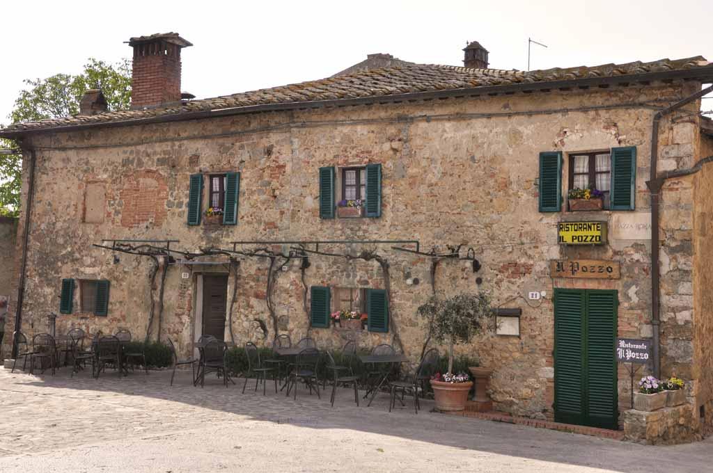 foto monteriggioni, Toscana